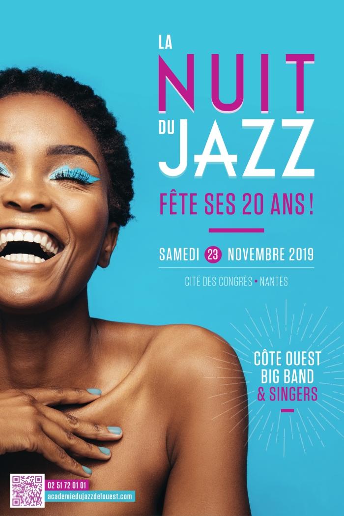 LA NUIT DU JAZZ 2019_affiche 40x60