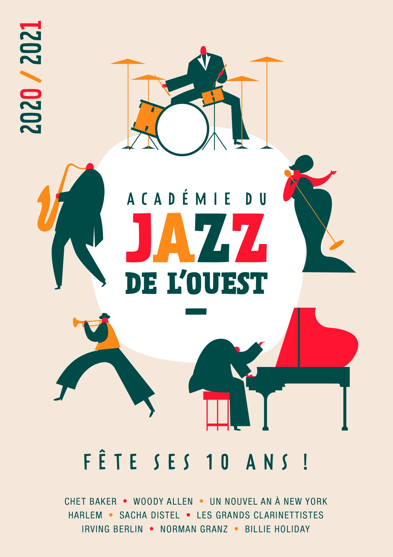 Academie du jazz 2021_couv