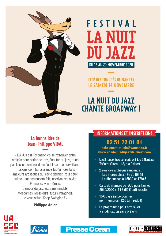 Academie du jazz 2021_